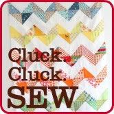 Someday Crafts: Guest Blogger - Cluck, Cluck, Sew - Scrappy Flower Pillow/Brooch