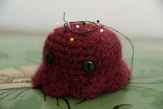 Ravelry: Teikku's Pincushion