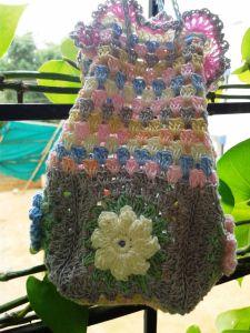 Crochet Batwa Patterns : Crochet batwa on Pinterest Crochet Bags, Crochet Bag Patterns and ...