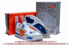 df3c159391f202 Air Jordan 4 Limited Blue White Grey
