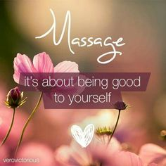 massage, it's about being good to yourself! http://verovictorious.wixsite.com/dharma