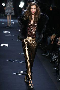 Diane von Furstenberg RTW Fall 2013 - Slideshow - Runway, Fashion Week, Reviews and Slideshows - WWD.com