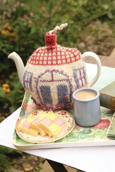 Design a tea cozy knitting pattern! - Simply Knitting