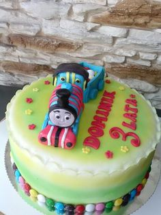 Cake Thomas and friends