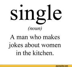 Define single