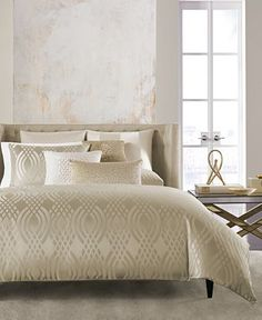 Hotel Collection Dimensions Champagne Bedding Collection, Only at Macy's - Bedding Collections - Bed & Bath - Macy's
