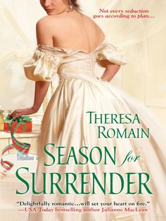 New eBook: Season for Surrender by Theresa Romain