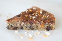 Nøddekage Healthy Cake, Healthy Tips, Danish Dessert, Lchf, Meatloaf, Gluten Free Recipes, Banana Bread, Yummy Food, Sweets