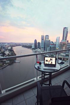 Vision Board | Melbourne | City Living | Amazing View | Balcony | River | Apartment | Laptop | Career.... Living in a beautiful apartment