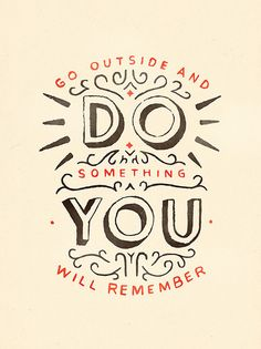 trendgraphy:  Do Yourself by Jeff Buchanan