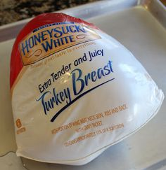 Turkey Breast of Wonder (Crock Pot)
