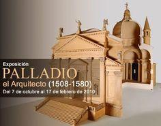 Algargos, Arte e Historia: ANDREA PALLADIO. LA ARQUITECTURA MANIERISTA DE VICENZA Y VENECIA. CARACTERÍSTICAS Y EDIFICIOS (IGLESIAS, PALACIOS Y VILLAS).
