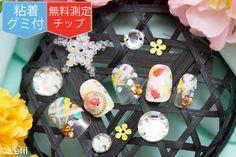goldfish - 金魚 - lefil(ルフィル)-ネイルチップ(つけ爪)専門店