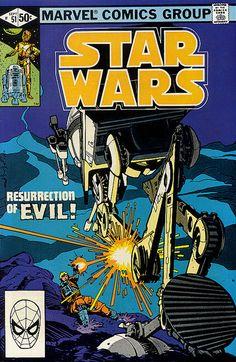 Marvel Star Wars Issue 51