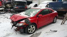 2007 Honda Civic being parted out by AAAA LL CAR - in Avenel NJ - every part is for sale. If you need parts not listed by the seller used the BLP tool in the listing to make offers on ANY part!