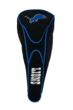 Detroit Lions Magnetic Driver Headcover by WinCraft. $17.54. NFL Detroit Lions Magnetic Driver Headcover