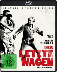 The Last Wagon - Blu-Ray (Koch Media Region B) Release Date: March 24, 2016 (Amazon.de Germany)
