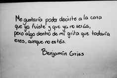 Frases, escritos.