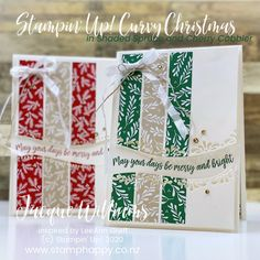 Christmas Paper Crafts, Stampin Up Christmas, Christmas Items, Holiday Cards, Christmas Cards, Stampin Up Weihnachten, Stampin Up Catalog, Christmas Catalogs, Card Sketches