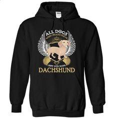 Dachshund Dog SkyPin - #summer shirt #couple sweatshirt. SIMILAR ITEMS => https://www.sunfrog.com/LifeStyle/Dachshund-Dog-SkyPin-3048-Black-10502478-Hoodie.html?68278