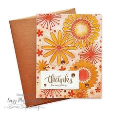 Simon Says Stamp Card Kit of The Month November 2016 Thankful Heart ck1116 Preview Image