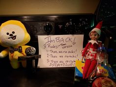 #Bts Chimmie vs Cherry the Elf on The Self teen series