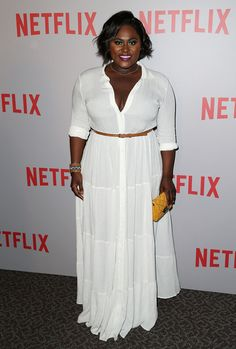 photo NetflixOrangeNewBlackConsiderationScreening Danielle Brooks 5/21/2015