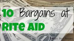 The Best Weekly Deals at Rite Aid - Jul 24 - 30 - http://bataviasbestbargains.com/2016/07/25/the-best-weekly-deals-at-rite-aid-jul-24-30/