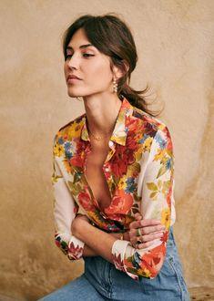 Look Fashion, Fashion Beauty, Fashion Outfits, Womens Fashion, Fashion Tips, Artist Fashion, Classy Fashion, 70s Fashion, French Fashion