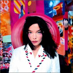 Bjork - Post on Limited Edition Colored LP   Download