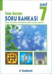 Tudem 7.Sınıf Tüm Dersler Soru Bankası