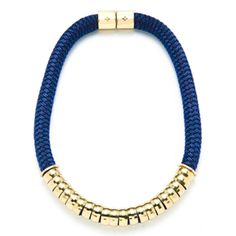 holst-lee-navy-short-cord-necklace