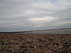 Southend on Sea beach