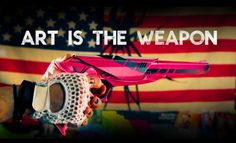 My Chemical Romance Art Is The Weapon Poster 30 by FatCatDecals, $19.99