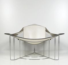 1987, Jacques Harold Pollard - lounge chair