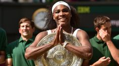 They will start preparing the red carpet in New York City soon for Serena Williams. She won the Wimbledon tennis title Saturday, her sixth and her 21st Grand Slam title, by beating a young Spaniard...