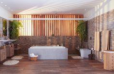 Escolha as plantas tropicais que são capazes de transformar significativamente o ar úmido da sua casa