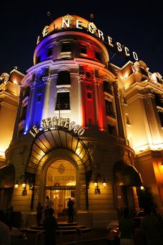 Hotel Le Negresco - Nice, France