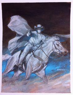 Marvel's Night Rider was renamed the Phantom Rider retroactively.