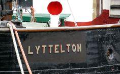 Lyttelton, Banks Peninsula - Canterbury Bays, Canterbury, Mountain Range, New Zealand, Nativity, Places To Visit, Coast, Ships, Boats