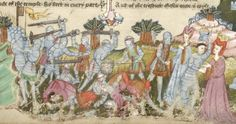 Rylands MS English 1 Siege of Troy 1410-1420 England
