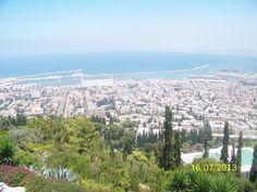 HAIFA; ISRAEL.