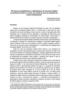 Página 136  Pressione a tecla A para ler o texto da página