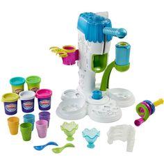 Play-Doh Sweet Shoppe Perfect Twist Ice Cream Playset: Amazon.de: Spielzeug