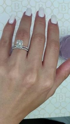 Radiant Cut Engagement Rings, Emerald Cut Diamond Engagement Ring, Princess Cut Engagement Rings, Beautiful Engagement Rings, Engagement Ring Cuts, Beautiful Rings, Engagement Rings Stone, Diamond Wedding Ring Sets, Expensive Engagement Rings