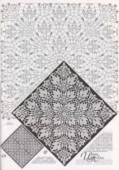 Crochet Tablecloth Pattern Crochet Tablecloth Pattern Crochet Tablecloth Pattern Crochet Table Cloth Table Runner Patterns Page 1 Crochet Tablecloth Pattern Free Patterns Of The Crochet Table Cloth… Crochet Tablecloth Pattern, Crochet Blocks, Crochet Stitches Patterns, Crochet Chart, Crochet Squares, Thread Crochet, Filet Crochet, Crochet Designs, Crochet Doilies