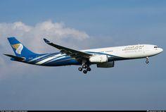 A4O-DH Oman Air Airbus A330-343