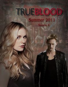True Blood Season 6 Poster by Vampiric-Time-Lord on deviantART