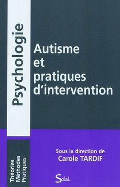 Chapitre 1 et 4 - Livre complet traitant des différents programmes d'intervention précoces (petites descriptions de chacun), des capacités sensorielles, des interactions sociales ainsi que de la communication des enfants autistes.