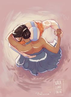 nalaluna: Kataang week: Ballroom Heey I had this idea since I first read the prompts. I hope you like it! Maybe its their wedding or something I just believe Aang would be very emotional when dancing wth Katara for some reason :) Used this. Avatar Aang, Avatar Legend Of Aang, Team Avatar, Legend Of Korra, Avatar Cartoon, Avatar Funny, The Last Avatar, Avatar The Last Airbender Art, Avatar Fan Art